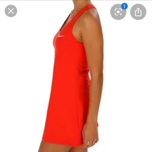 NikeCourt dress